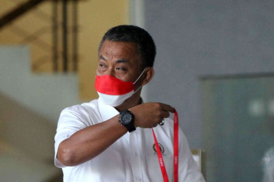 Susul Anies Baswedan, Ketua DPRD DKI Prasetyo Edi Turut Diperiksa di KPK-2