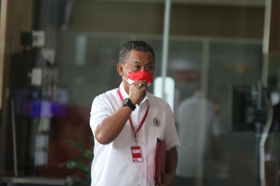 Susul Anies Baswedan, Ketua DPRD DKI Prasetyo Edi Turut Diperiksa di KPK-1