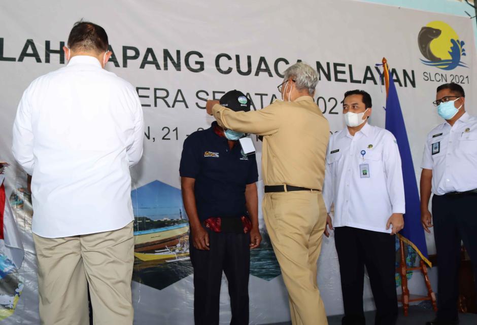 BMKG SMB II Palembang Gelar Sekolah Lapang Cuaca Nelayan-1
