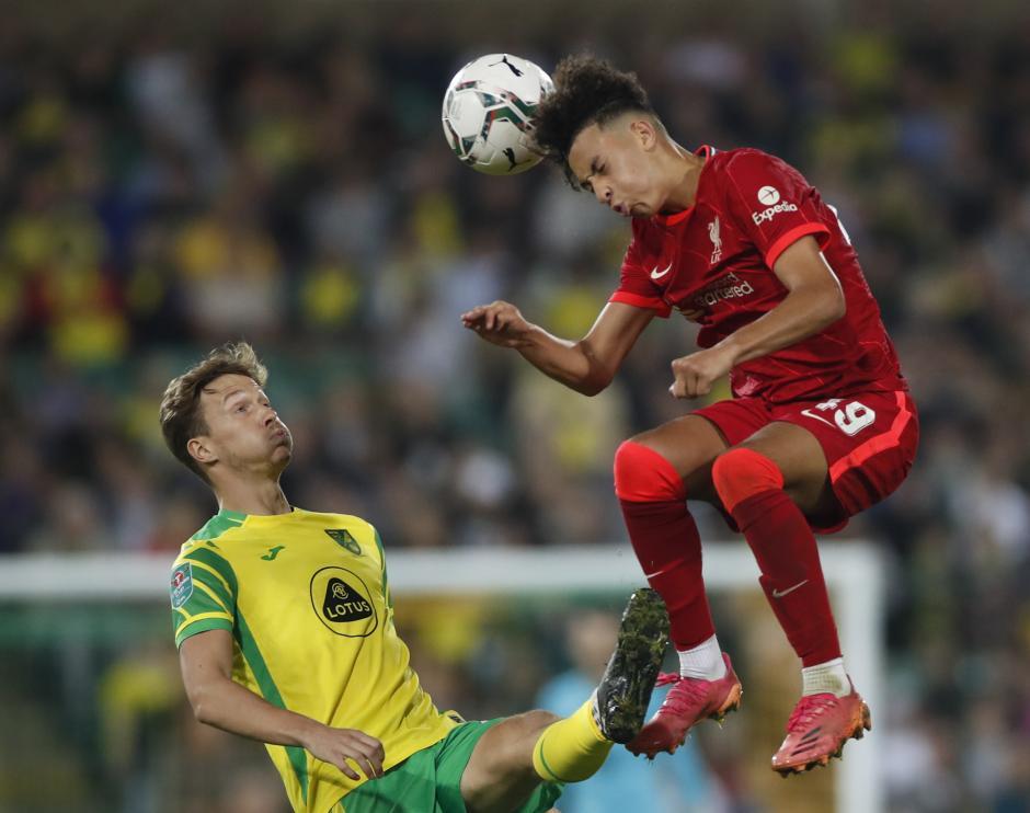 Piala Inggris 2021/2022 : Liverpool Hancurkan Norwich City 3-0, Takumi Minamino Cetak Brace-1