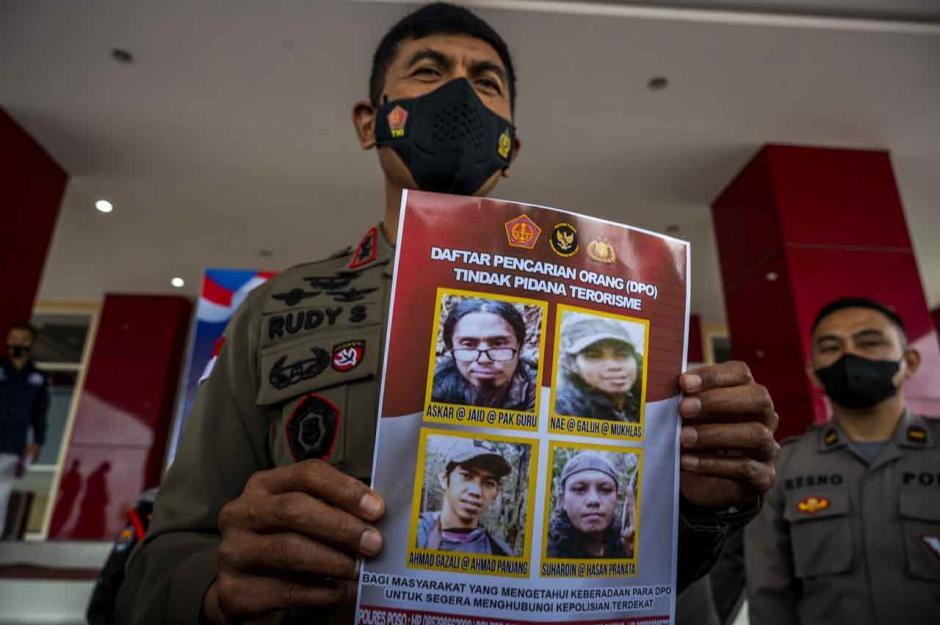 Polisi Masih Buru Empat Anak Buah Pentolan MIT Poso Ali Kalora-1