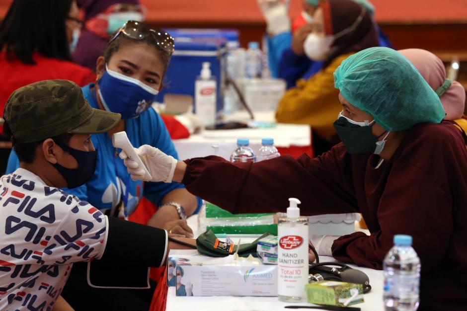 Vaksinasi Merdeka Serentak, UWKS Siapkan 3000 Dosis Vaksin-1