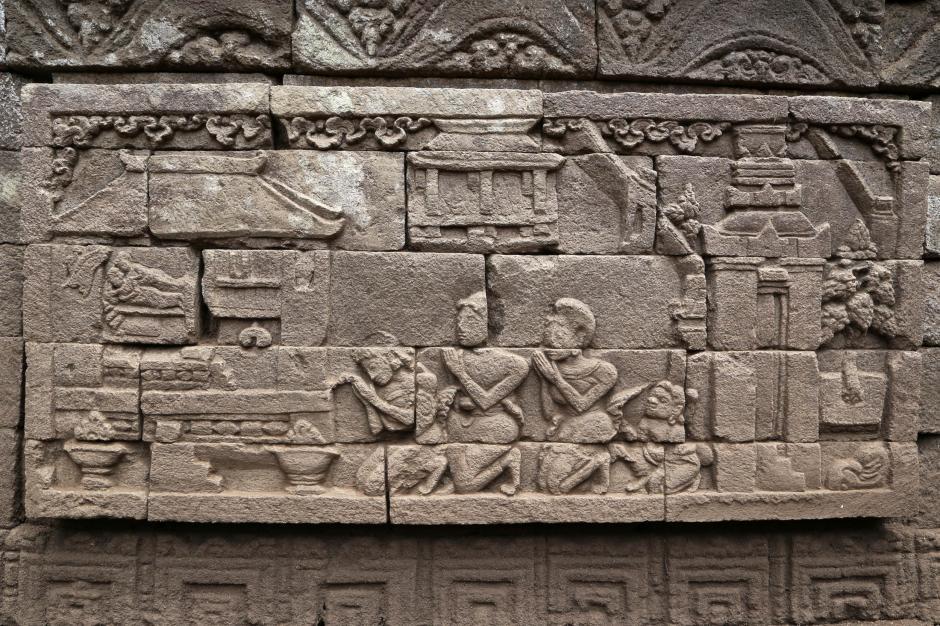 Megahnya Candi Kendalisada, Berdiri Kokoh Sejak Abad 15 di Lereng Gunung Bekel-5