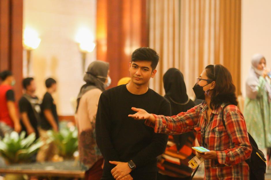 Eksklusif! Intip Foto-foto Persiapan Acara Lamaran Ria Ricis dengan Teuku Ryan di JW Marriot-5