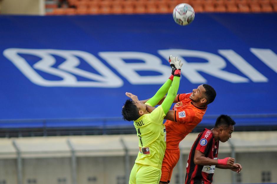 Liga 1 Indonesia : Persipura Menang Atas Persiraja 2-1-0