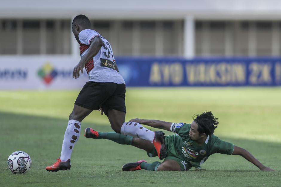 Madura United Menang Tipis Atas PS Sleman-1