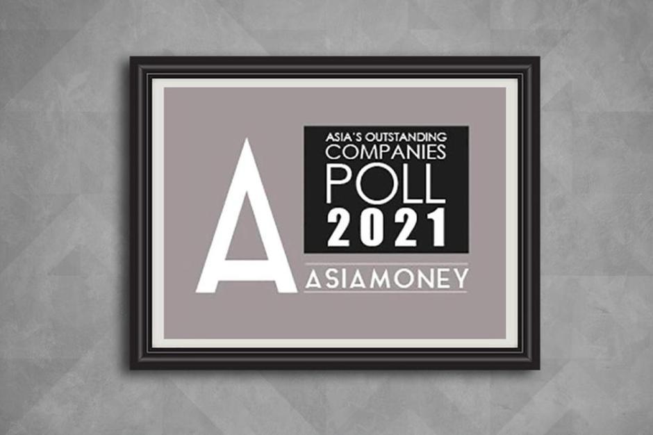 SMGR Terpilih sebagai Outstanding Company 2021 Sektor Materials dari Asiamoney-2