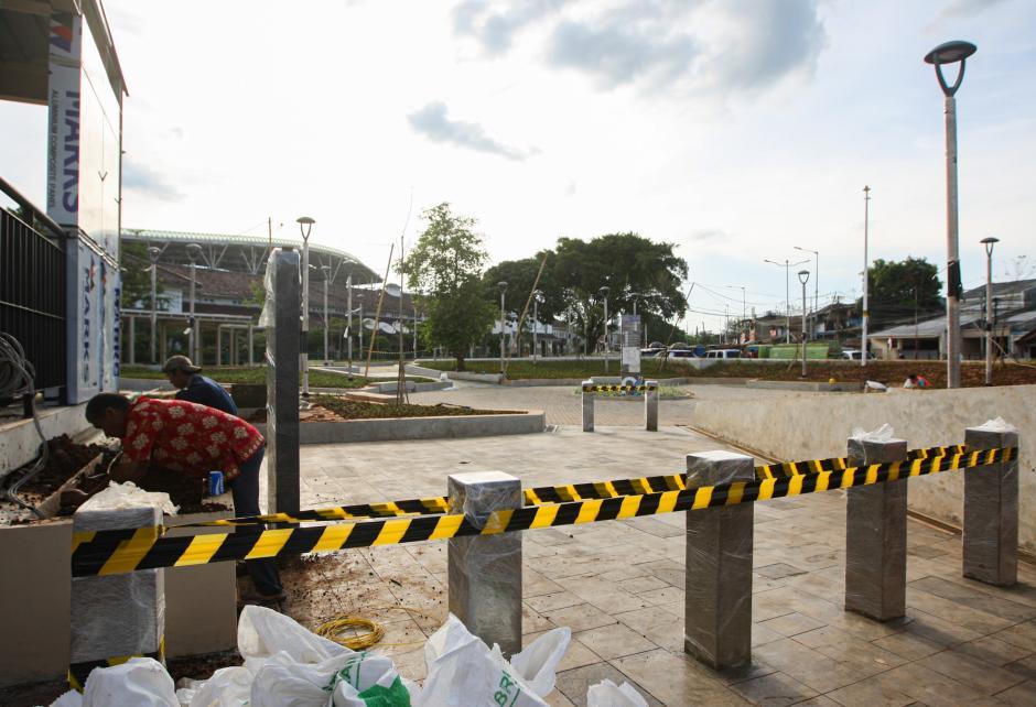 Revitalisasi Stasiun Manggarai Jadi Kawasan Antarmoda Terpadu-0
