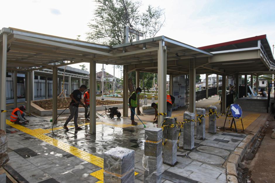 Revitalisasi Stasiun Manggarai Jadi Kawasan Antarmoda Terpadu-5