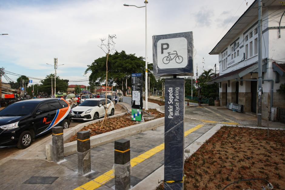 Revitalisasi Stasiun Manggarai Jadi Kawasan Antarmoda Terpadu-1