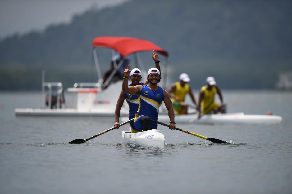 Jabar Raih Emas Canoeing MC2 1000 PON Papua-2