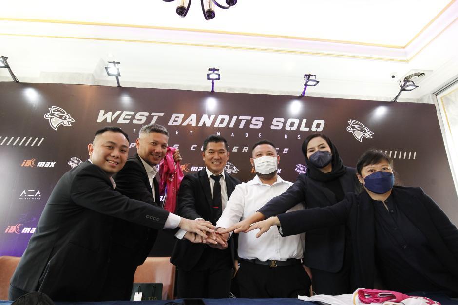 Gading Marten Jabat Presiden Klub West Bandits Solo-3