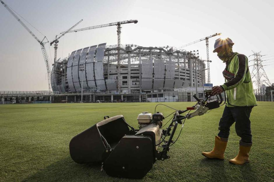 Pembangunan Capai 75,2 Persen, Jakarta International Stadium Rampung Akhir Tahun 2021-6