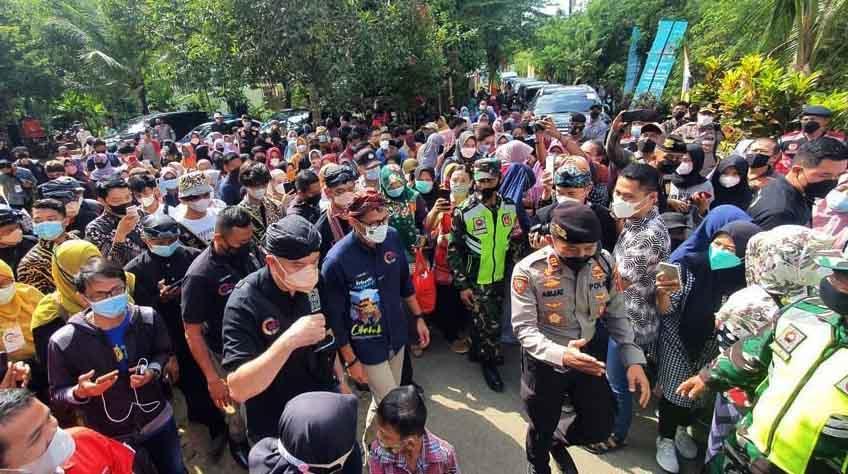 Satu Kampung Cikakak Turun Gunung Menyambut Menteri Sandiaga Uno-4