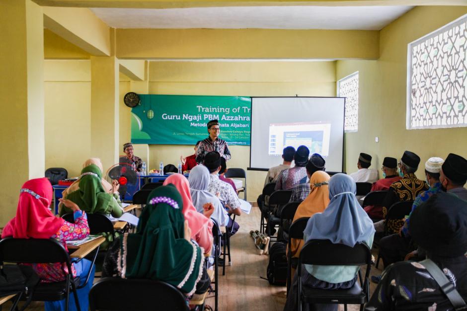 Pelatihan Guru Ngaji di PBM Az Zahra Cahaya Negeri-5